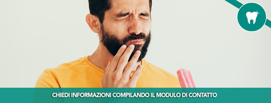 Sensibilità Dentale cura con il Laser