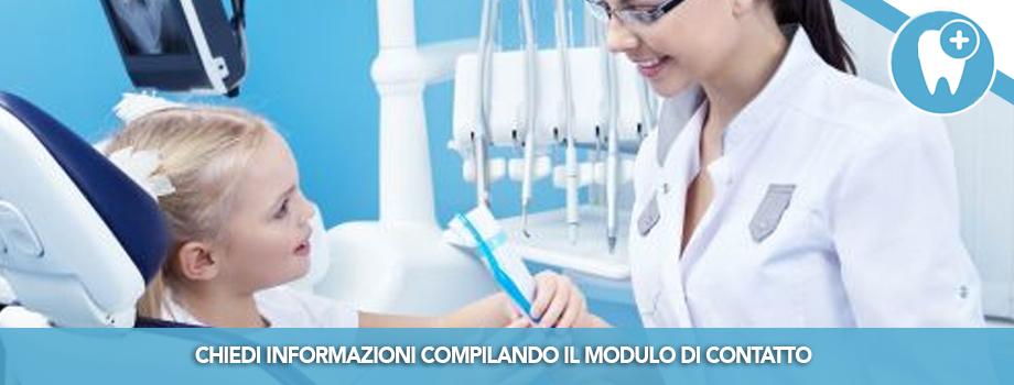 Quando fare la prima visita ortodontica?