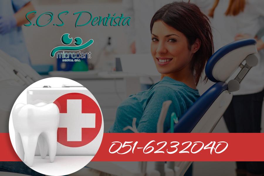 Pronto soccorso dentistico: hai mal di denti? ecco la soluzione