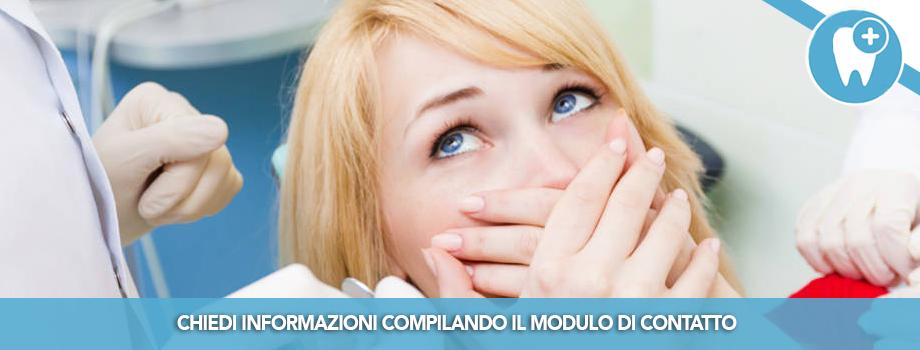 La Soluzione di Microdent per i fobici (paura del dentista)