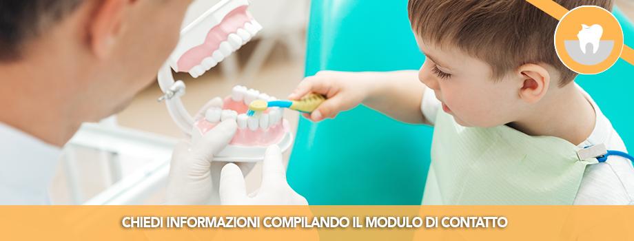 Pedodonzia Odontoiatria Infantile