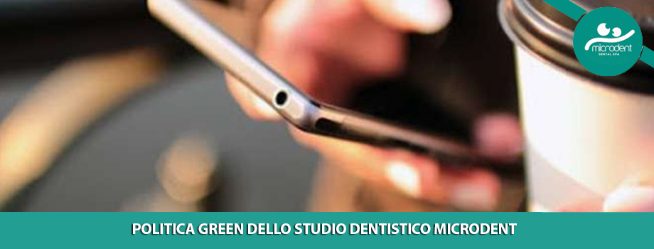 La Politica Green di Microdent Dental SPA