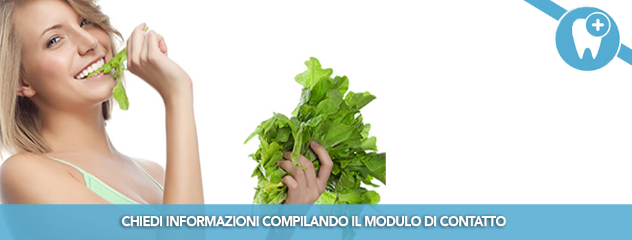 Cibo e Parodontite: frutta e verdura contro le infezioni delle gengive